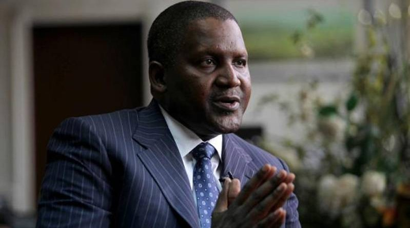 Africa's richest man, Aliko Dangote, thinks Donald Trump is onto something with higher tariffs