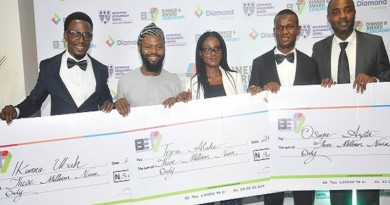 DIAMOND BANK BET PROGRAM WINNERS