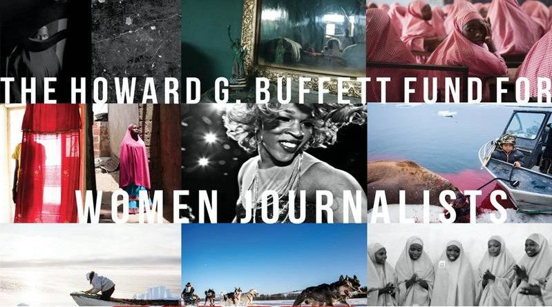 Howard G. Buffet Fund for Women Journalists