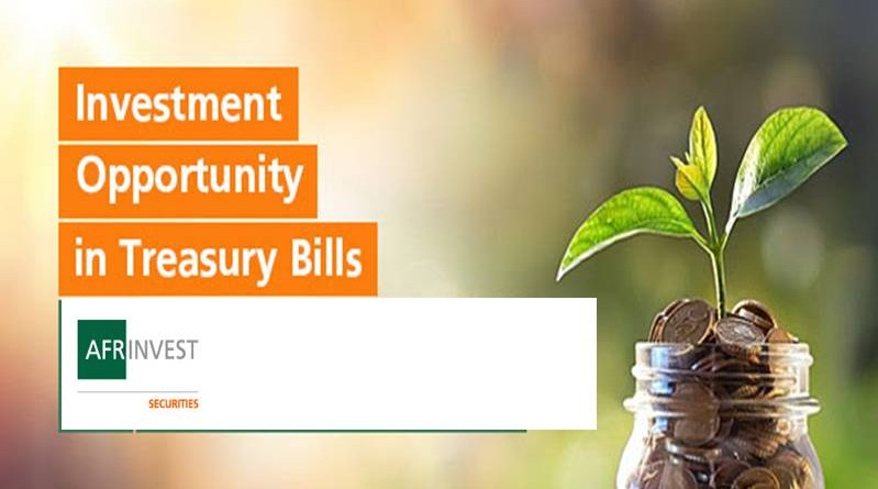 INVESTMENT OPPORTUNITY IN TREASURY BILLS