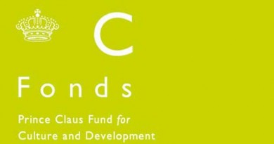 PRINCE CLAUS FUND FOR CULTURE AND DEVELOPMENT