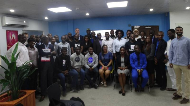 VC4A BUSINESS ANGEL MENTOR CAMP LAGOS
