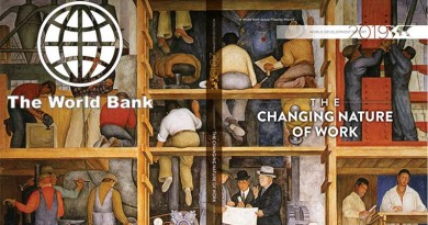 World Bank's Competition on the Changing Nature of Work