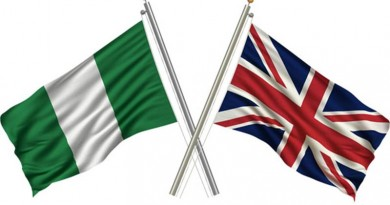 nigeria and the uk