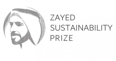 The 2019 Zayed Sustainability Prize is still open