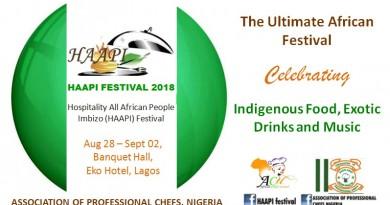 HAAPI FESTIVAL 2018, LAGOS NIGERIA