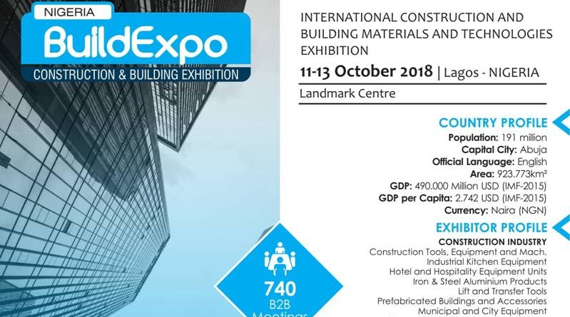 International Construction and Building Materials and Technologies Exhibition