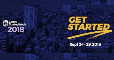 LAGOS STARTUP WEEK 2018