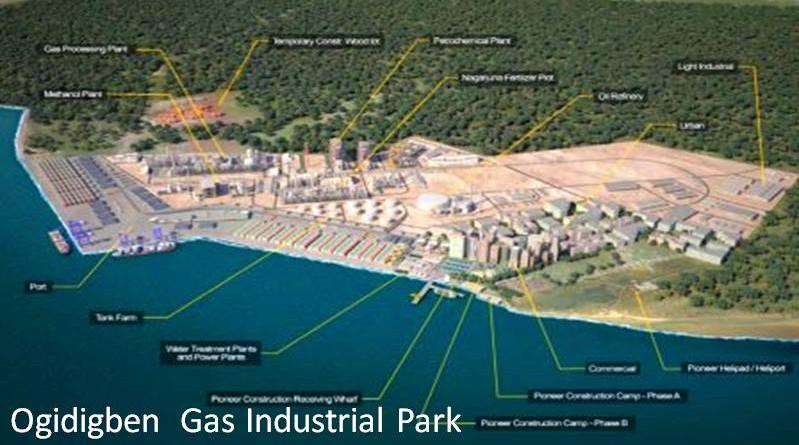 OGIDIGBEN GAS INDUSTRIAL PARK