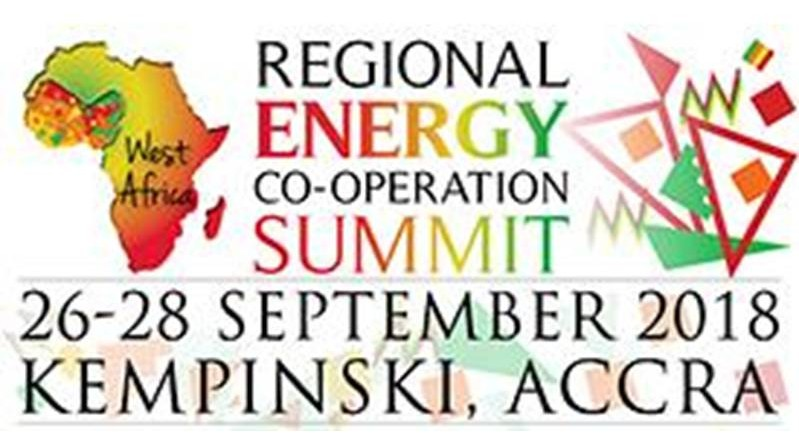 Regional Energy Co-operation Summit