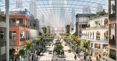 Dubai unveils plans for $2 billion tech-driven mega mall called Dubai Square