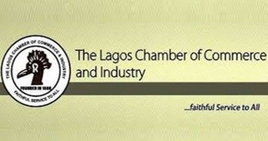 lcci - LAGOS CHAMBER OF COMMERCE AND INDUSTRY