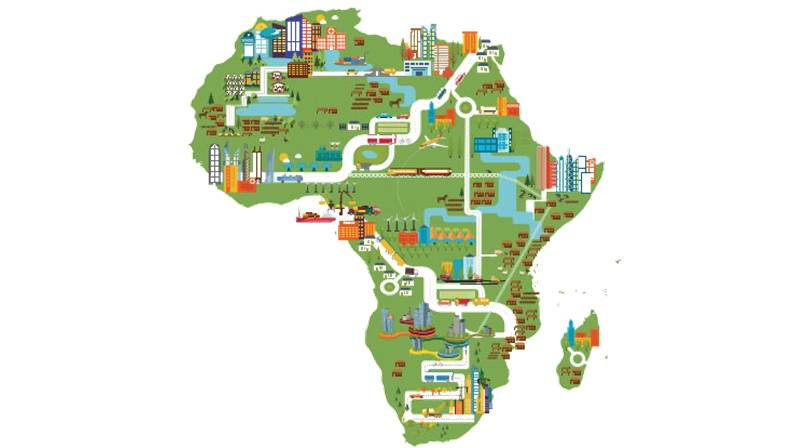 Francophone Africa Map.Francophone Africa Is The Continent S Hottest Hospitality Market