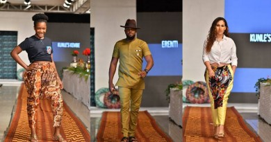 AFRICA FASHION WEEK NIGERIA 2018 AFWN2018