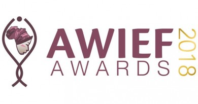 AWIEF AWARDS 2018.