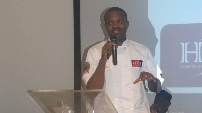 Eric Mekwunye of HOSPITALITY NBUSINESS SCHOOL