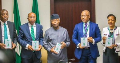 FGN SELLS MINTING COMPANY SHARES TO CBN AND BPE