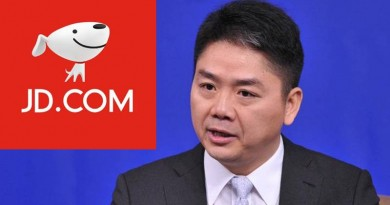 JD.COM FOUNDER Richard Liu
