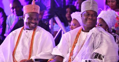 Ooni of Ife and the Olugbon of Orile Igbon