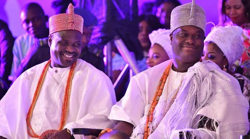 Ooni of Ife and the Olugbon of Orile Igbon