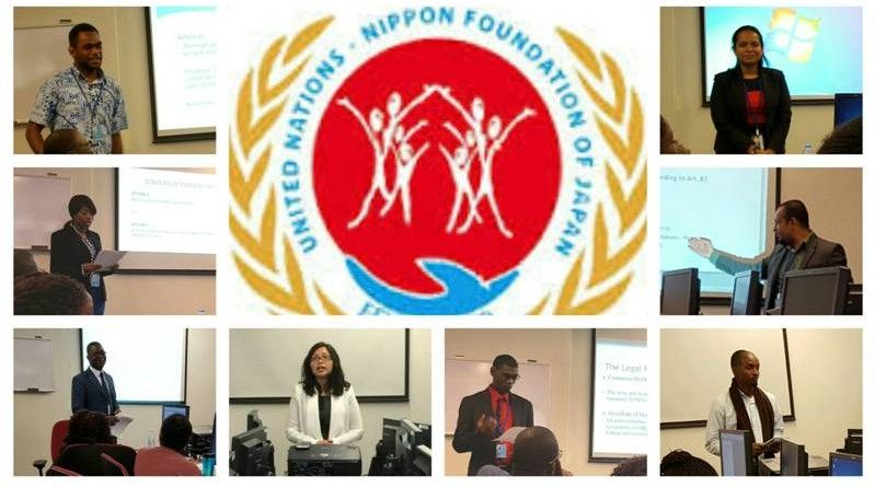 UNITED NATIONS - NIPPON FOUNDATION OF JAPAN