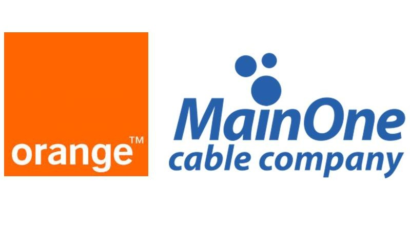 orange and mainone cable