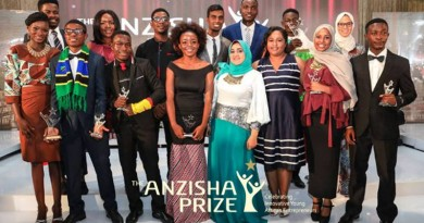 Women Shine at the 2018 Anzisha Prize Awards
