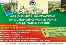 2nd US-Nigeria Agribusiness Investment Summit 2018 November 8th – 10th