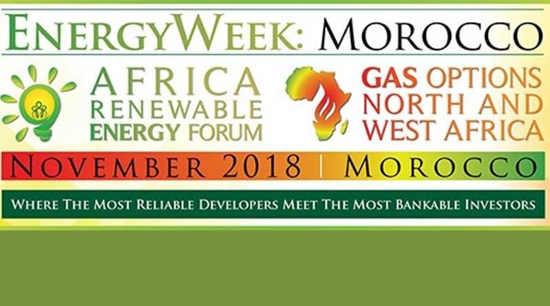 energyweek morocco
