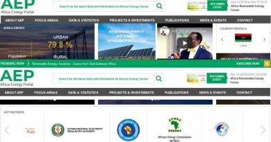 African Development Bank launches Africa Energy Portal