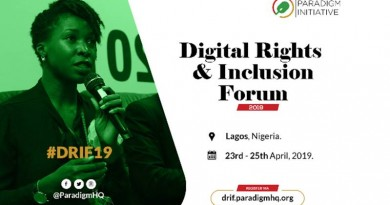 Digital Rights and Inclusion Forum DRIF