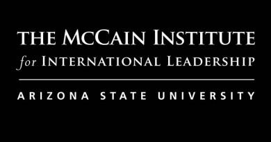 McCain Institute for International LeadershiP