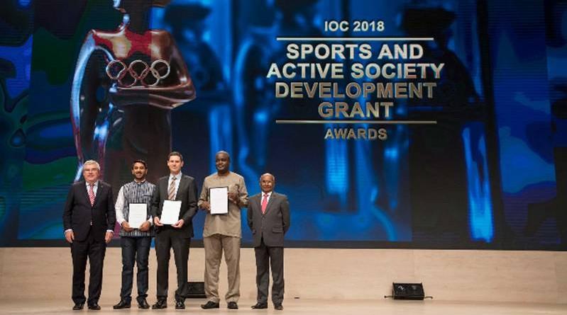 Sport and Active Society Development Grants Program
