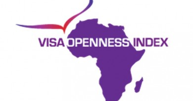 VISA OPENNESS INDEX