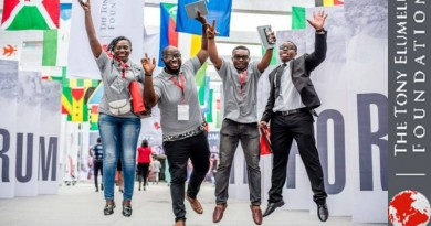 Applications for Tony Elumelu Foundation Entrepreneurship Programme 2019