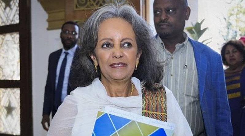 Ethiopian President, Sahle-Work Zewde, is the most powerful woman in Africa - Forbes
