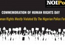 Human Rights Mostly Violated by The Nigerian Police Force – NOIPolls