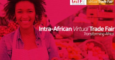 INTRA-AFRICAN VIRTUAL TRADE FAIR IATF VIRTUAL