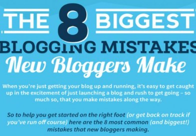 The 8 Biggest Blogging Mistakes that Bloggers make by Karen Evans