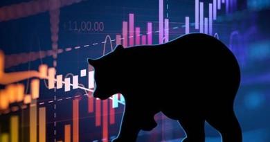 bear market territory