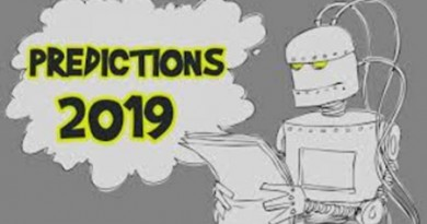 2019 PREDICTIONS AND BUSINESSES