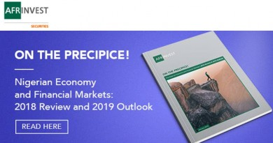 2019 Market & Economic Outlook