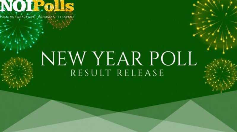NEW YEAR POLL RESULT RELEASE