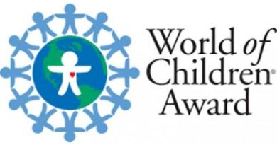 WORLD OF CHILDREN AWARD