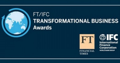 FT IFC Transformational Business Awards