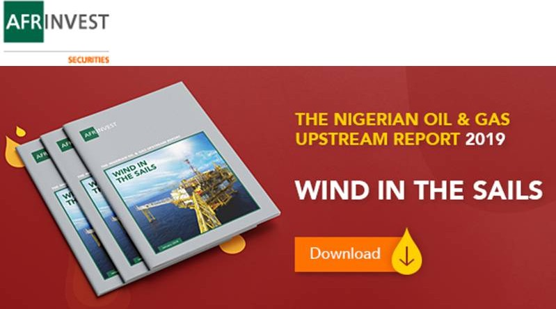 THE NIGERIAN OIL AND GAS UPSTREAM REPORT