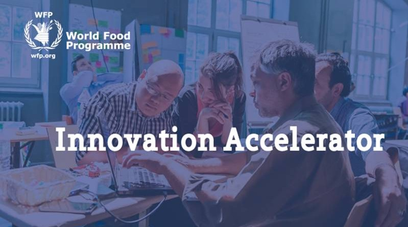 WORLD FOOD PROGRAMME INNOVATION ACCELERATOR