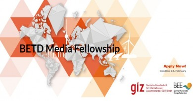 betd media fellowship