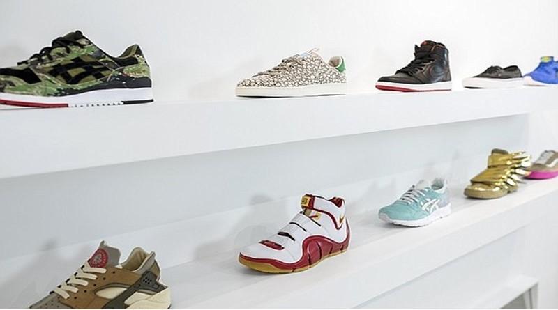 goat sneakers