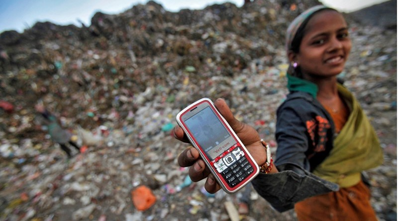 low income women mobile phone users
